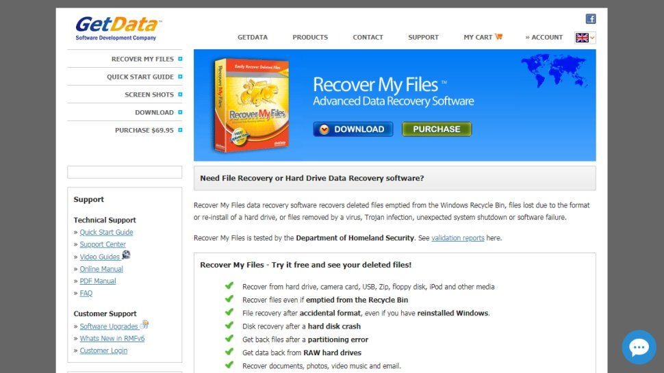 Recover My Files Professional